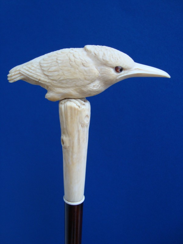 Vogel, Elfenbein