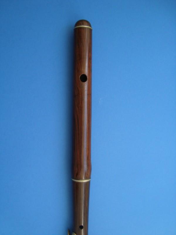 A transverse flute