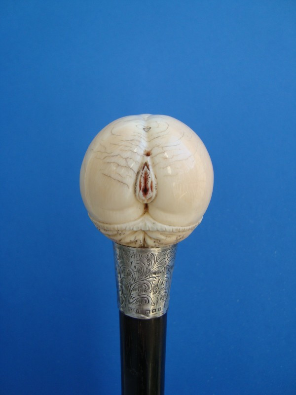 An erotic ivory ball